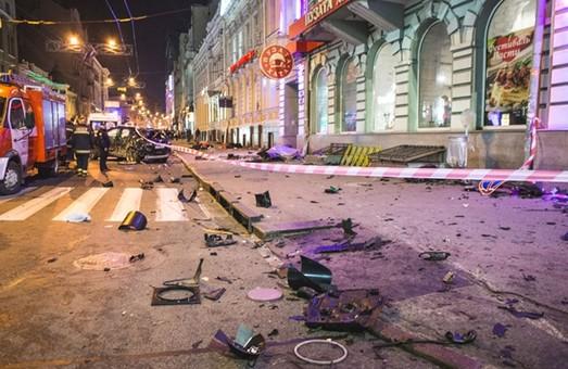 ДТП на Сумській: Зайцева знову оскаржує вирок суду