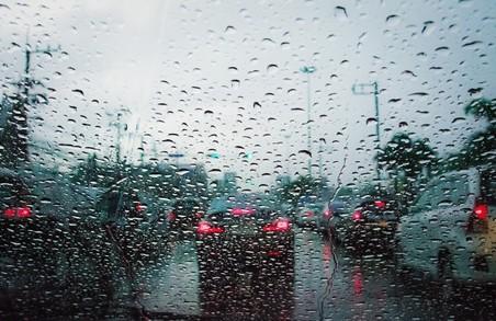 На Харківщині очікується погіршення погодних умов: водіїв попереджають про небезпеку