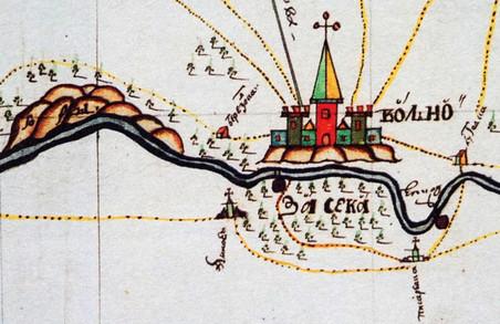Місто Вольний – фортеця, повітовий центр та «ворота на Слобожанщину»