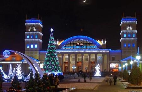 На зимові свята Укрзалізниця призначила два додаткових поїзда з Харкова
