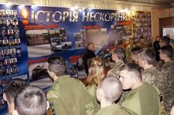 В Харкові відкрилась експозиція «Герої Харківщини у неоголошеній війні «Історія нескорених» (ФОТО)