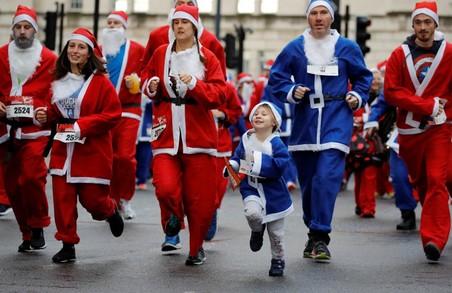 У Харкові відбудуться традиційні перегони Санта-Клаусів