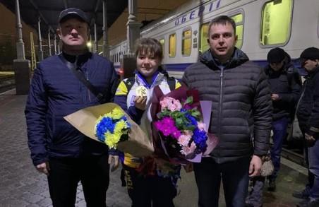 Харків'янка Альона Осіпова перемогла на Дефлімпіаді - 2019