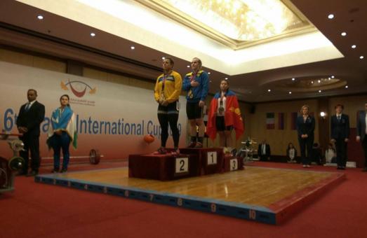 Харківська спортсменка привезла «золото» з Катару