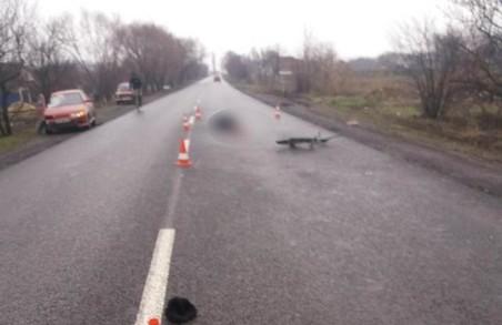 Поліцейські з'ясовують обставини ДТП зі смертельними наслідками на Харківщині