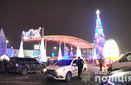 Правоохоронці Харківщини забезпечуватимуть охорону публічного порядку у Новий рік