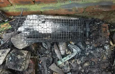 На Харківщині за минулу добу внаслідок пожеж загинули 3 людей