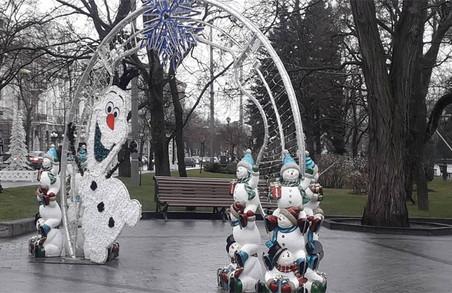 Яку погоду чекати на Харківщині в новорічну ніч