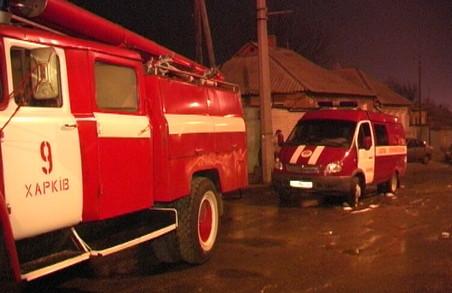 У новорічні вихідні рятувальники 63 рази виїжджали на ліквідацію пожеж та надзвичайних подій