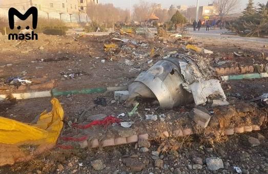 В Ірані розбився літак з українцями на борту: загинули всі пасажири та екіпаж (ФОТО)