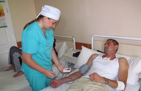За час бойових дій на Донбасі військові медики із Харкова прийняли понад 26 500 воїнів