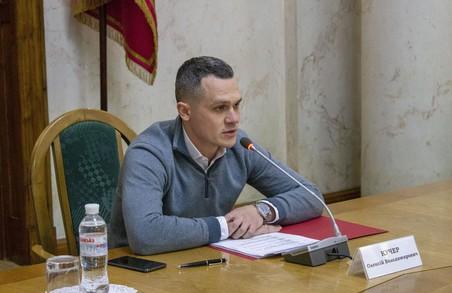 ДБР відкрило кримінальну справу щодо губернатора Харківщини Кучера - ЗМІ