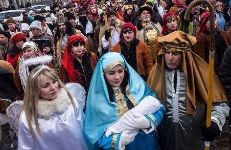 Сьогодні в Харкові стартує дводенна феєрія «Вертеп-фесту 2020»