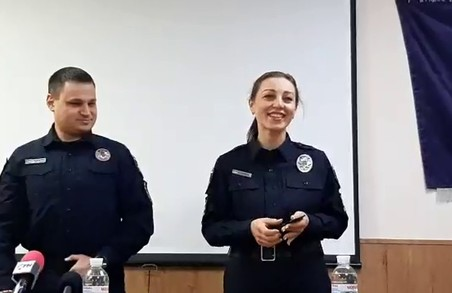 Управління патрульної поліції в Харківській області очолила Альона Стрижак