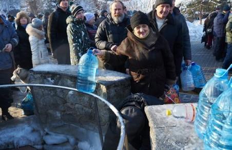 На Водохреща у джерелах Харкова освятять воду (список)