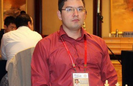 Харків'янин посів друге місце на міжнародному турнірі з шахів