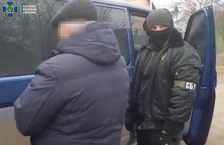 У Харкові СБУ затримала бойовика ЛНР, який збирав інформацію про об'єкти критичної інфраструктури