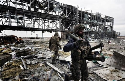 В Харкові вшанували «кіборгів», які захищали Донецький аеропорт (ВІДЕО)