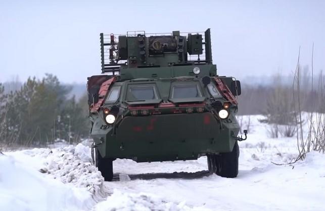 Міноборони тимчасово призупинило приймання харківських БТР-4Е