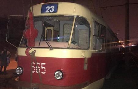 У Харкові трамваєм смертельно травмований пішохід