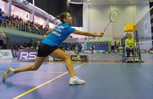 Харків'янка перемогла на юніорському турнірі з бадмінтону у Швеції