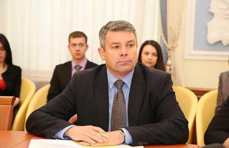 Заступника голови Харківської облради Віктора Коваленка звільнять на найближчій сесії