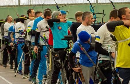 Харківські лучники стали чемпіонами України