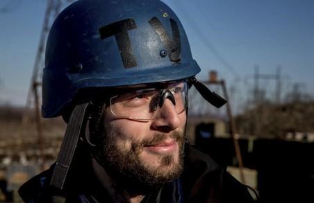 Відеооператор з Харкова вп'яте номінований на «журналістський Оскар»