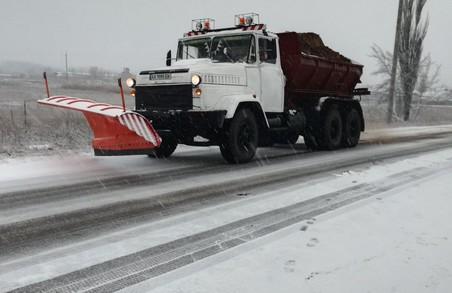Проїзд дорогами загального користування державного значення Харківської області забезпечено – САД