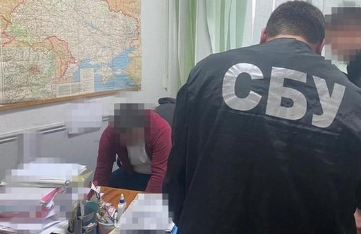 СБУ викрила на хабарах службовця Харківських теплових мереж (ФОТО)
