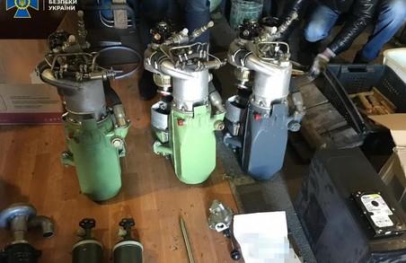 У Харкові СБУ завадила поставкам несправної бронетехніки до Збройних Сил України