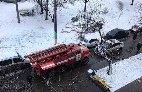 У Харкові під час пожежі загинув 67-річний чоловік