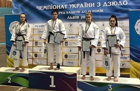 Харківські дзюдоїсти успішно виступили на юніорському чемпіонаті України