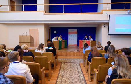 Дипломати з ФРН та Польщі і учні з 30 міст - нацфінал Молодь дебатує у Харкові