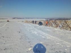 Проїзд дорогами загального користування державного значення Харківської області забезпечено - САД