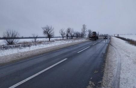 Проїзд автотранспорту на Харківщині забезпечено – САД