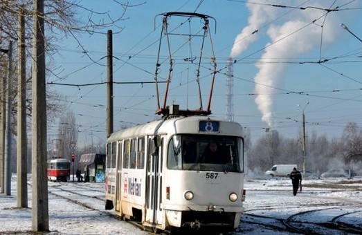 У Харкові два трамвая завтра ходитимуть за зміненими маршрутами