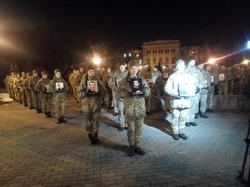 В Харків вшанували Героїв Небесної Сотні (ФОТО)