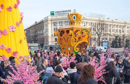 На головній площі Харкова до 2 березня обмежують рух транспорту