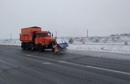 Проїзд державними дорогами Харківської області забезпечено - САД