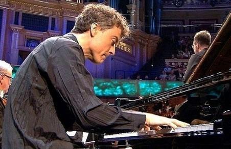 В Харкові виступить найкращий англійський піаніст останніх десятиліть