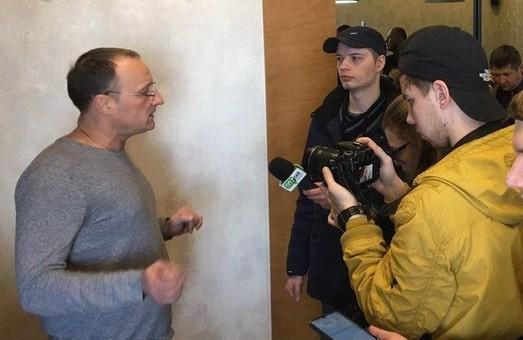 У Харкові обшукали житло адвоката, який входить до групи захисту Антоненка