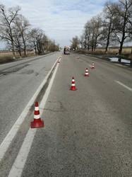 Дорожники Харківщини продовжують ліквідовувати аварійну ямковість (ФОТО)