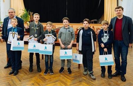 Харків'янин виграв три золоті медалі чемпіонату України з шахів