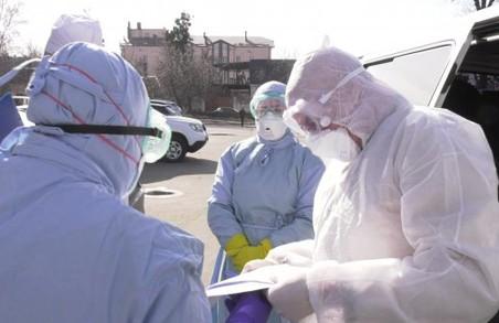 Як у Харкові провели навчання на випадок виникнення коронавіруса