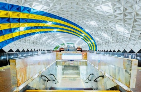 Стало відомо, скільки заробило на рекламі в минулому році харківське метро - ХАЦ