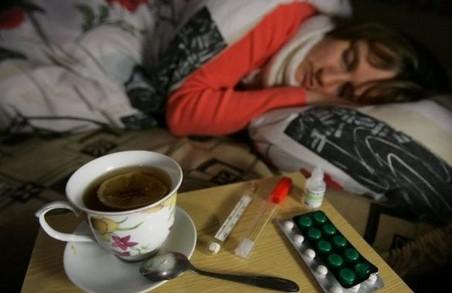 На Харківщині зберігається неепідемічний рівень активності сезонного грипу