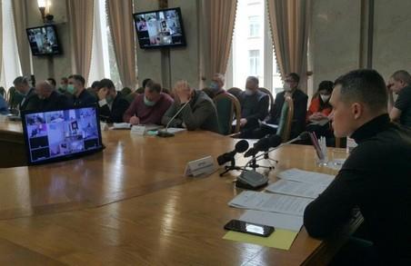 На Харківщині оголошено надзвичайну ситуацію у зв'язку з пандемією COVID-19