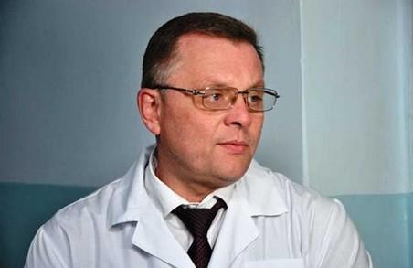 Кучер вирішив відновити Іваннікова на посаді керівника облздраву – ЗМІ