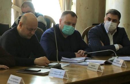 Віце-губернатор Черняк захворів, обласний штаб з НС очолить Пастух – ЗМІ